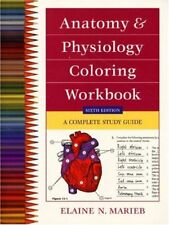 Anatomy and Physiology Coloring Workbook: A Comple
