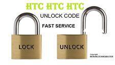 Unlock HTC Desire code 10 300 520 525 530 610 620 626s 650 Desire 550 Unlocking