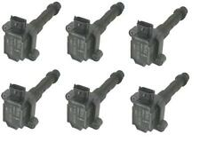 x6 Beru Ignition Coil Packs To Fit Porsche 997 Boxster 987 Cayman NEW