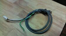 GE General Electric Microwave Oven Power Cord WB18X10442