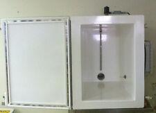 Blast/ Cabinet Freezer 12 CF Cubic Foot CO2 or Nitrogen Tank