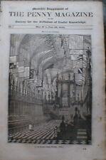 Windsor Castle 1833 Penny Magazine