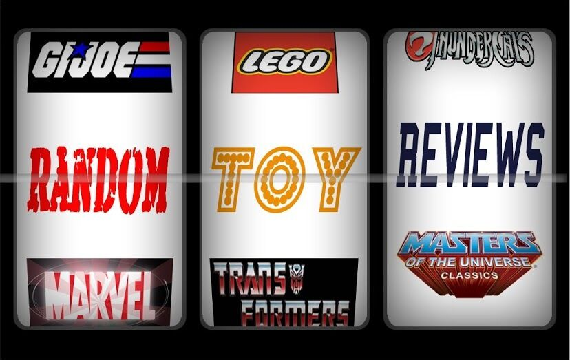 Random Toy Reviews' eBay Store