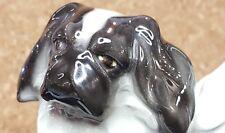 Vintage WIEN KERAMOS Pekingese Dog Figurine Porcelain Excellent Condition