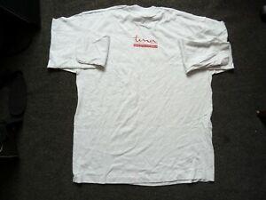 TINA TURNER XL  Grey Long Sleeve t.shirt. Wildest dreams tour .Europe 1996.
