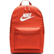 Backpack Nike BA5879 891 Heritage 2.0 Rucksack  Sport Orange