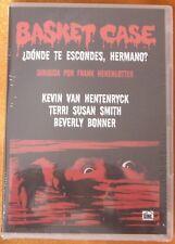 """BASKET CASE ¿DONDE TE ESCONDES HERMANO ?""  DVD NUEVO! DVD NEW !!  SEALED !!"