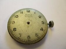 M110 - Vintage Watch movement - Buren Grand Prix  15 jewel  23.5mm
