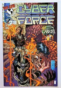 Cyberforce #28 (Nov 1996, Image) NM