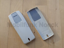 Original Nokia 6610 B - Cover | Akkudeckel | Battery cover in Weiß White NEU