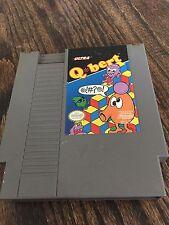 Qbert (Nintendo Entertainment System, 1989) NES Cart NE3