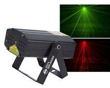 American DJ Micro Galaxian Laser Disco Light PAIR (2 UNITS) RRP $149 each