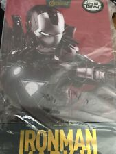 Special Edition! Hot Toys Exclusive Iron Man Mark 6 VI  MMS 378-D17 Die-cast