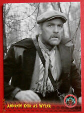 DR WHO AND THE DALEKS - Card #48 ANDREW KEIR as Wyler - Unstoppable Cards 2014