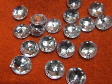 Rhinestone Round 10 - 10.9 mm Size Jewellery Making Beads