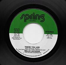 Millie Jackson - There You Are / Bad Risk (Soul, 45)
