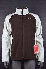 NWT Womens North Face Kipen Jacket Fleece CMX4163 winter sz L brown