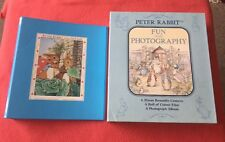 Beatrix Potter Peter Rabbit Fun With Photography Set With Binder New!