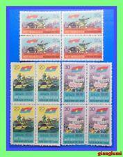 Vietnam NLF C12-14 Set 3 Block 4 MNH NGAI