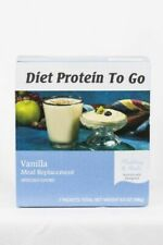 Diet Protein to Go Vanilla Pudding/Shake for Weight Loss