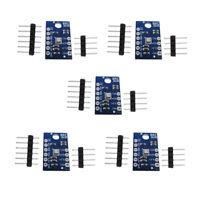 5Pcs I2C SPI Temperature Humidity Barometric Pressure BME280 Sensor Module
