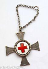 DRK Deutsches Rotes Kreuz Schwesternkreuz für 40 Jahre treue Dienstzeit