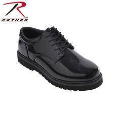 Rothco 5250 Uniform Oxford Work Sole - Black