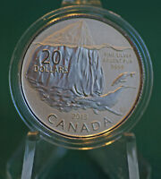 2013 CANADA $20 for $20 Iceberg coin with original folder - #9 in series