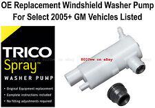Windshield / Wiper Washer Fluid Pump  - Trico Spray 11-533