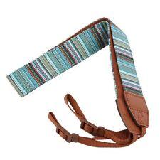 Bohemia Stripes DSLR Camera Shoulder Neck Belt Strap For Canon Nikon Sony Pentax