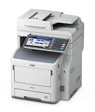 OKI MC760dnfax 45376014 Farblaser MFP Duplex Netzwerk Fax neu und OVP inkl. Tone