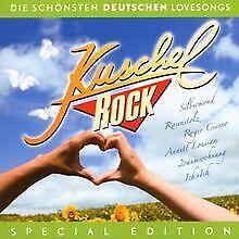 Kuschelrock - Die schönsten deutschen Lovesongs von Various | CD | Zustand gut