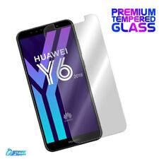2X Tempered Glass Screen Protector Guard For Huawei Y6 2018 Y6 2017 Y6 Elite 4G