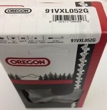 "GENUINE Oregon 91VXL052G 3/8"" 52 Drive Link Chainsaw Chain 91VX052 91VX 91VXL"