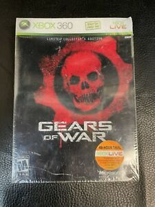 Gears of War - Limited Collector's Edition for Microsoft Xbox 360 *NEW & SEALED*