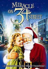 Miracle on 34th Street (DVD, 2006, 2-Disc Set, Special Edition) Color and B&W