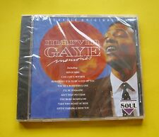 "CD NEUF ""Marvin Gaye-Memories"" 18 chansons (Can I get a witness) - OVP -"