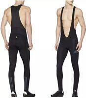 Adidas Climawarm Padded Winter Bib Tight Mens Size M Cycling BQ3714 NWT $180