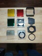 Estate Sale - Cokin Camera Filters and Accessories Lot