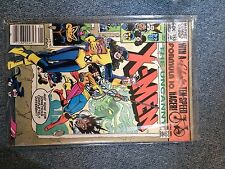 Marvel THE UNCANNY X-MEN Comic Book  #153 Kitty Pryde Collossus