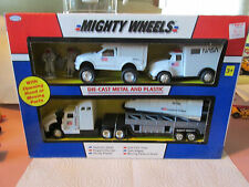 Soma Mighty Wheels NASA Space Shuttle Transport Truck Panal Van Playset #78678