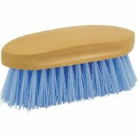 Eldorado Cepillo de Melena - Azul Claro Caballos Utillaje Limpieza Cuidado