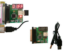 Tester External of Cards Mothers - Display pro 4 Numbers - Lpt post Card