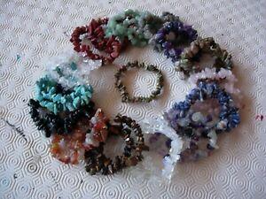 Wholesale LARGE chip  bracelets x 28    (U.K. seller since 2003)