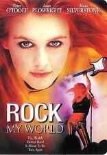 Rock My World ~ Peter O'Toole Alicia Silverstone ~ DVD ~ FREE Shipping USA
