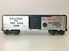 """*LIONEL 6-19902* """"1988 TOY FAIR CAR"""" made in USA 1988"""