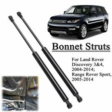 2x Front Bonnet Gas Struts For Land Rover Discovery 3&4 Range Rover Sport 05-14
