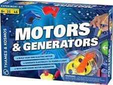 Thames & Kosmos Motors and Generators Educational Toy Free Priority Shipping