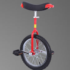 Einrad 20 Zoll Kindereinrad Unicycle Höhenverstellbar Balance mit Schnellspanner