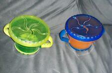 Two Gerber Snack Cups